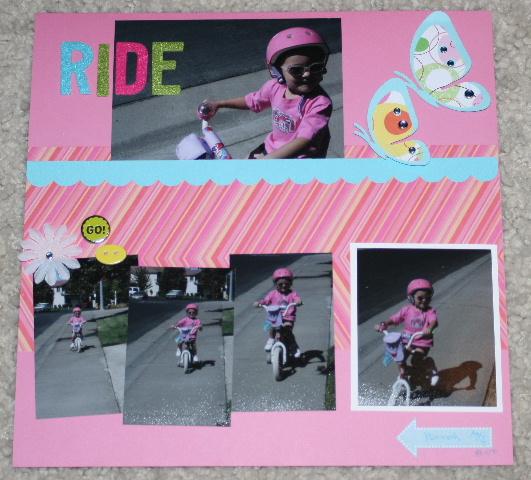 Blog h ride