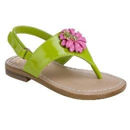 Blog green shoe