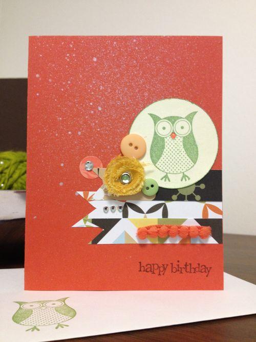 Judy card 2013