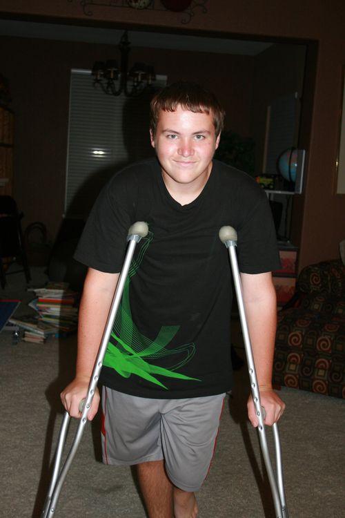 Jor crutches