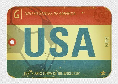 USA wordl cup