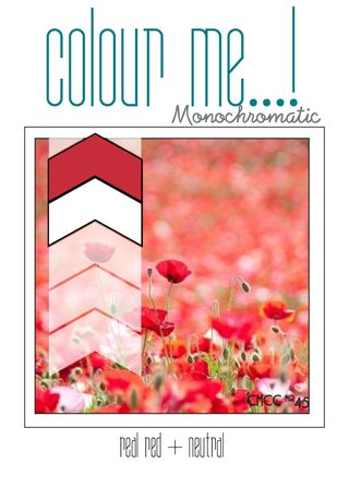 Colourmemonored